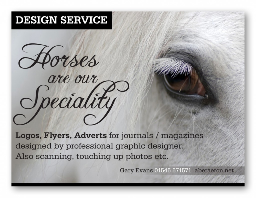 Graphic Design Service, Gary Evans, Aberaeron, logos, flyers, leaflets