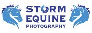 Storm Equine Photography Logo
